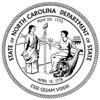 NC Secretary of State
